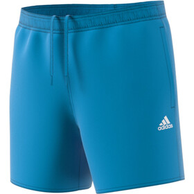 adidas Solid CLX SH SL Shorts Men shock cyan